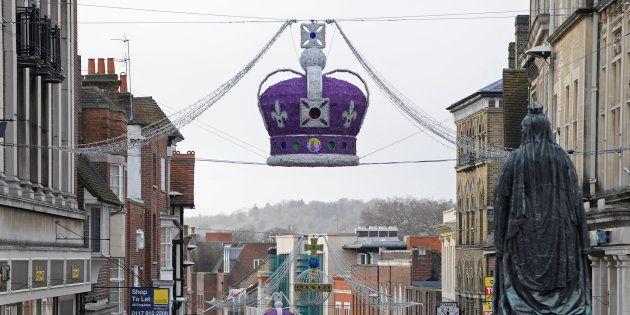 À Windsor, la municipalité veut déloger les sans-abris avant le mariage du prince Harry et de Meghan