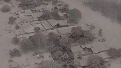L'éruption terminée, les images du Guatemala recouvert de cendres sont d'un autre