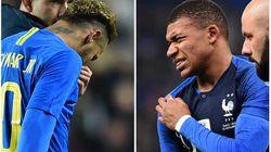 On connaît la nature des blessures de Neymar et
