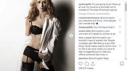 Sarah Michelle Gellar accusée de grossophobie, ses fans la