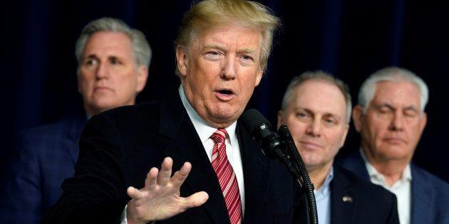 Trump se félicite des signes de détente entre les deux