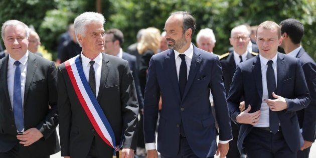 A Toulouse, la CGT a forcé Édouard Philippe à donner de la