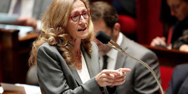 Nicole Belloubet (ici le 13 juin à l'Assemblée nationale) veut réformer la justice des mineurs par