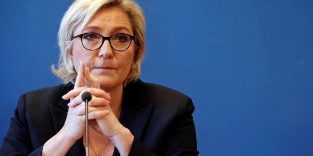 Marine Le Pen veut rebaptiser le Front