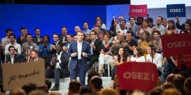 Des doutes sur le travail de la Commission des comptes de campagnes sur Macron à cause d'un document