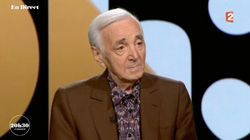 Charles Aznavour propose
