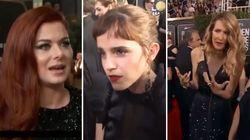 Les actrices ont parfaitement expliqué pourquoi elles portaient toutes du