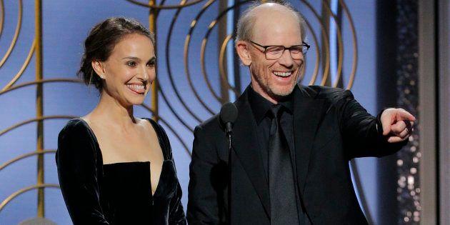 Golden Globes: avant de remettre le prix du meilleur réalisateur, Natalie Portman a fait une précision...