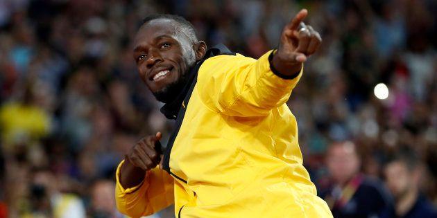 Usain Bolt fera un essai au Borussia Dortmund et rêve de faire carrière dans le