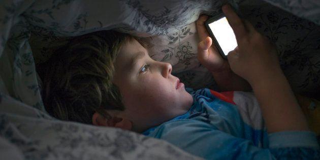 de lutter contre l'addiction des enfants aux iPhone