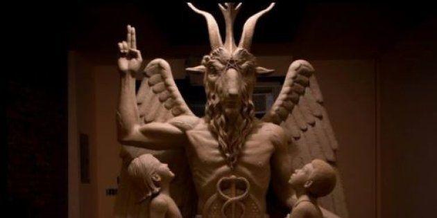 Le Temple satanique avait porté plainte contre Netflix pour plagiat à cause de la ressemblance entre...