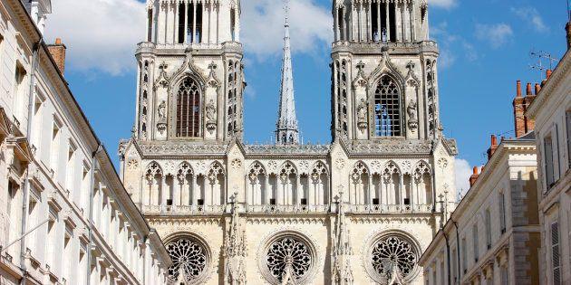 La Cathédrale Sainte-Croix d'Orléans (photo