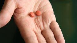 Messieurs, l'ibuprofène à haute dose est dangereux pour votre production de