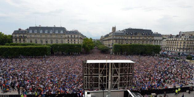 Coupe du monde 2018 : 64% des Français comptent regarder les matches, selon un sondage YouGov pour Le