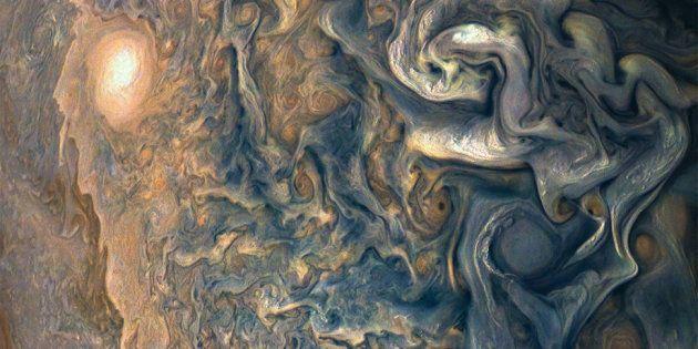 De nouvelles magnifiques photos de Jupiter prises par