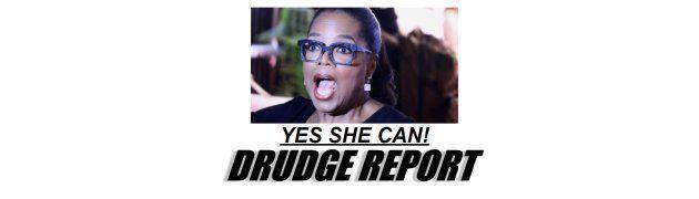 Dans l'intervention d'Oprah Winfrey aux Golden Globes, les médias américains ont vu un discours