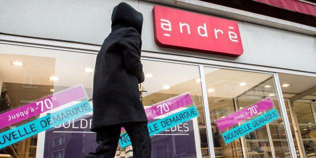 Le site Spartoo rachèterait le chausseur André à Vivarte, sans suppression de