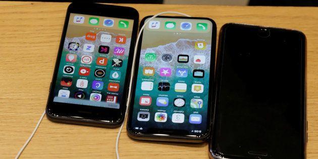Apple visé par une enquête préliminaire pour avoir volontairement ralenti certains de ces