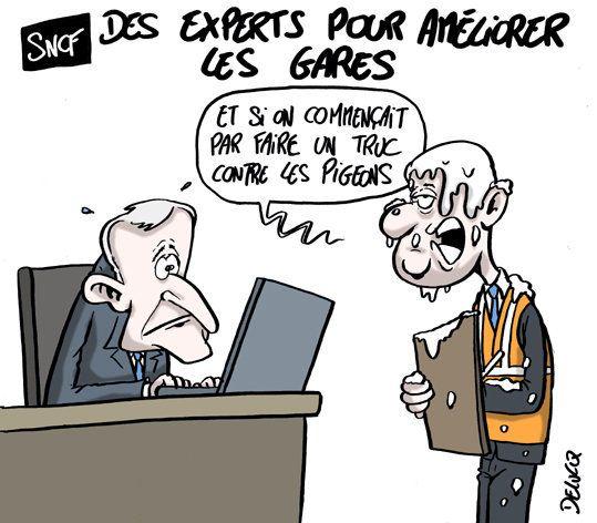 Quelles urgences l'audit des grandes gares SNCF pourrait