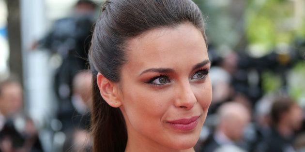 Marine Lorphelin à Cannes en