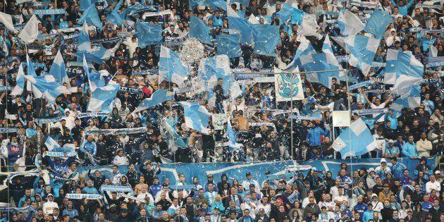 Un groupe de supporters de l'OM victime d'une arnaque à la carte