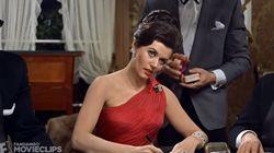 Eunice Gayson, la première James Bond girl est