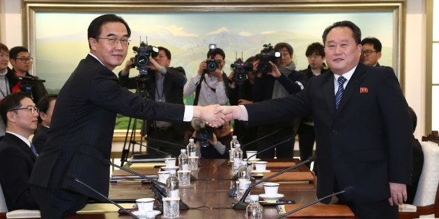 La Corée du Nord d'accord pour participer aux Jeux olympiques en Corée du