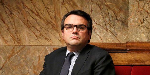 Thomas Thévenoud, ici à l'Assemblée en décembre 2014, a été débouté par le Conseil