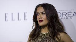 Salma Hayek n'a rien dit des abus de Weinstein pour