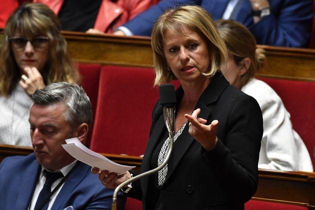 Brigitte Bourguignon, ministre déléguée chargée de l'Autonomie auprès...