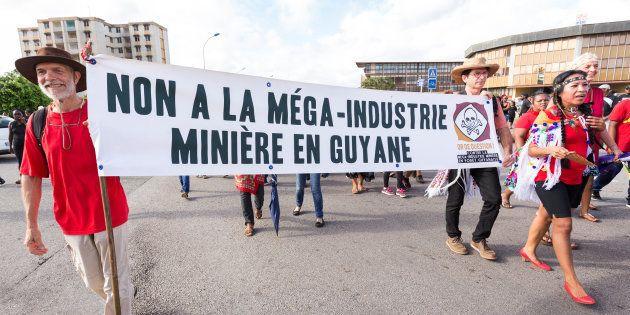 Stop à notre empoisonnement au cyanure par l'industrie
