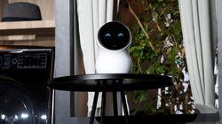 Au CES, ce robot à commande vocale a lamentablement échoué sur