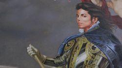 Au Grand Palais, Michael Jackson est devenu un vrai sujet d'art