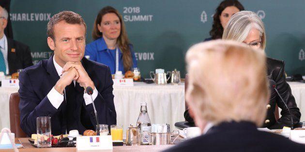 G7: La France dénonce