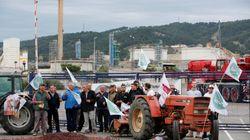 Les agriculteurs lèvent leur blocage à la raffinerie de La Mède, symbole de leur