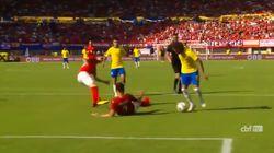 Neymar a encore fait fort pour son 2e match depuis son retour de
