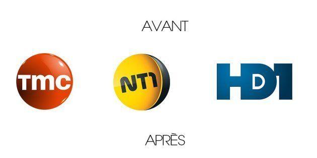 TF1 change le nom et le logo de ses chaînes HD1 et NT1 qui deviennent TF1 Séries Films et