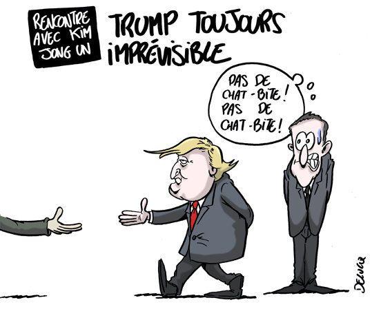 Quelle surprise réserve Trump à Kim Jong
