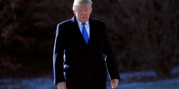 Donald Trump sera le 1er président américain à aller à Davos depuis presque 20