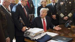La Maison-Blanche paye une brigade d'employés pour recoller les documents déchirés par