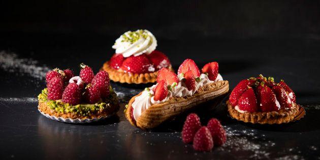 S'il y a bien un moment où les Français lâchent leur smartphone, c'est lorsqu'ils font des pâtisseries