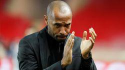 Thierry Henry tient (enfin) sa première victoire avec