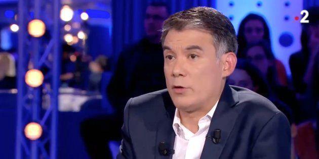 Olivier Faure sur plateau