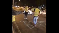 Un automobiliste fonce sur des gilets jaunes à Montpellier, 4 blessés