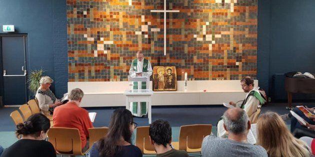 Aux Pays-Bas, cette église assure un office religieux en continu pour éviter l'expulsion d'une famille