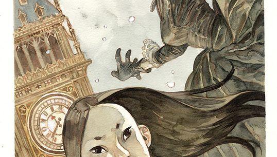 BLOG - Le dessin de José Homs, auteur de