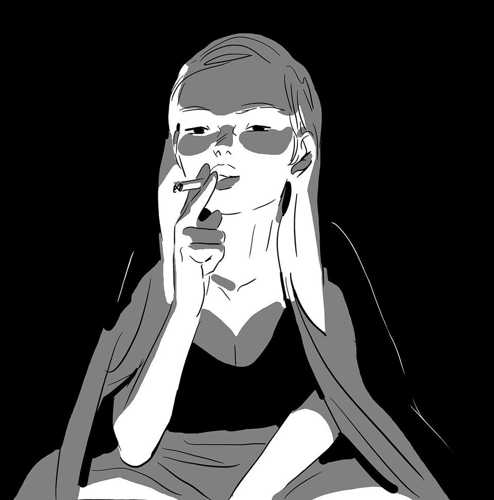 Le dessin de Bastien Vivès, auteur de