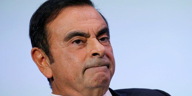 Carlos Ghosn à Paris le 1er octobre