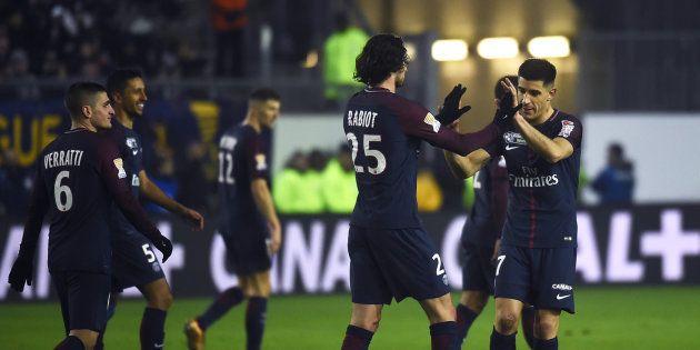 Malgré un nouveau bug de la goal-line technology, le PSG en demi-finale de coupe de la