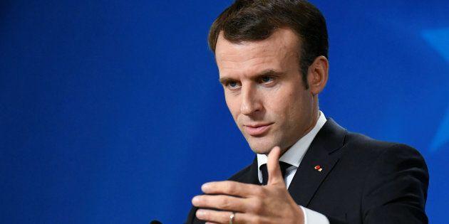 Lors du conseil des ministres, Emmanuel Macron a dénoncé